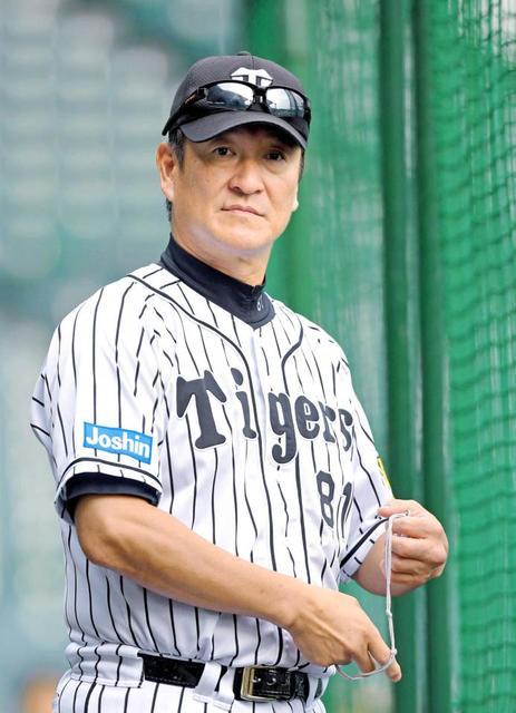 片岡コーチ 阪神片岡篤史ヘッドコーチは辞任、退任・退団!契約を結ばず
